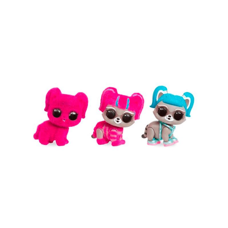 Кукла LOL Surprise Fuzzy Pets Makeover (Пушистые питомцы) 5 серия (оригинал) - 5