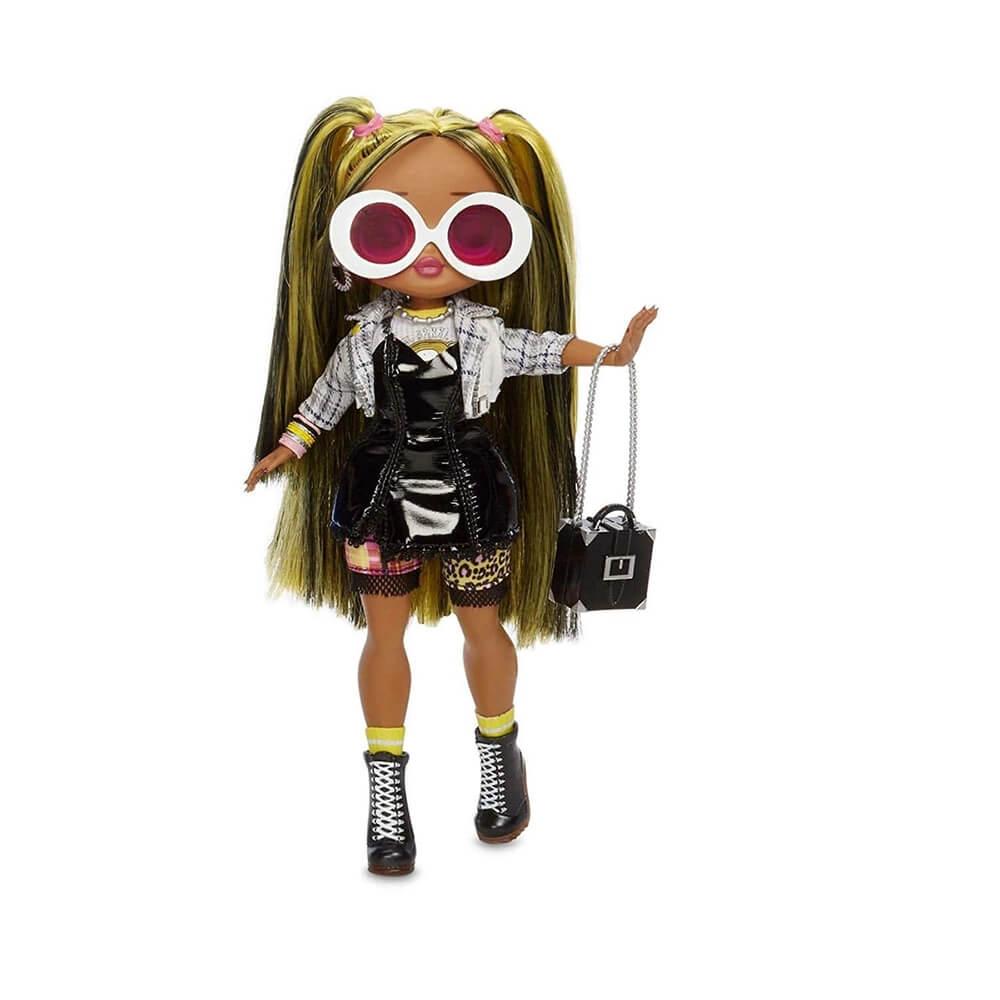 Большая кукла LOL Surprise OMG Alt Grrrl Fashion Doll с 20 сюрпризами - 6